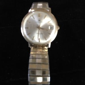 Vintage Hamilton Thinomatic 10KRGP Mens Watch